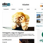 ELTE_Online_Section_page
